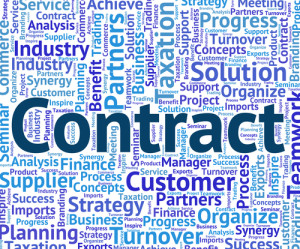 Contract Word Meaning Bond Compact And Contracts